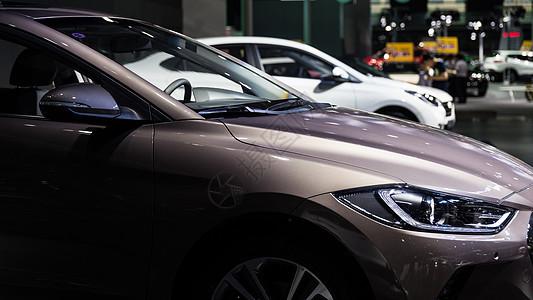 商务汽车轿车豪华交通工具图片
