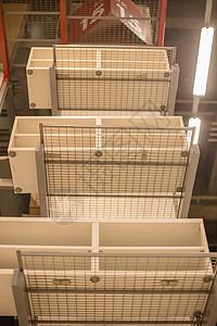仓库货架购物节柜子铁架图片