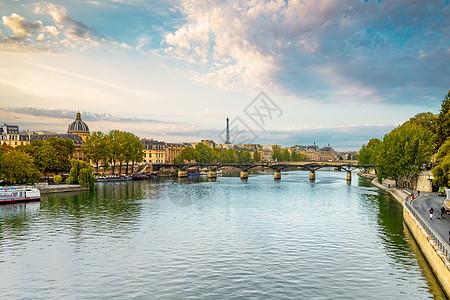 塞纳河图片