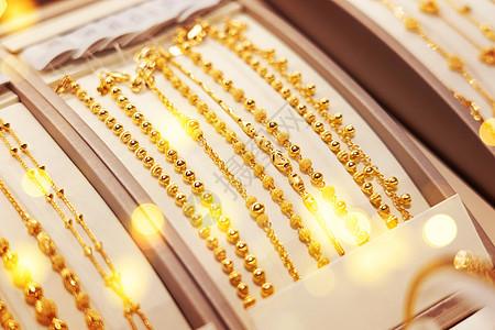 珠宝黄金图片