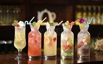 饮料 果汁 冰水 果饮图片