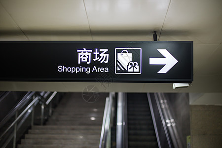 商场标识指示牌图案图片