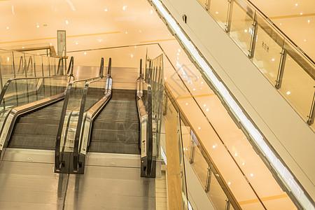 商场设施时尚电梯构造图片