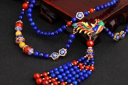 景泰蓝珠宝首饰图片