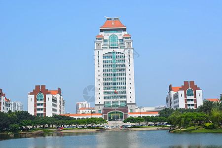 厦大教学楼图片