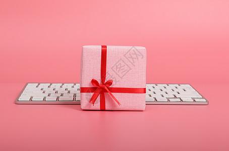 中国风喜庆礼物礼盒包装图片