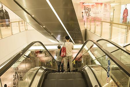 商场室内电梯手扶梯图片