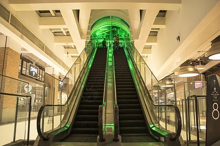 商场特色创意电梯手扶梯图片