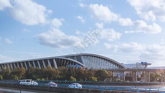 机场火车站建筑图片