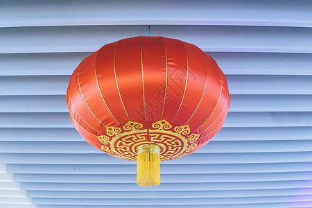中国风红色大灯笼图片