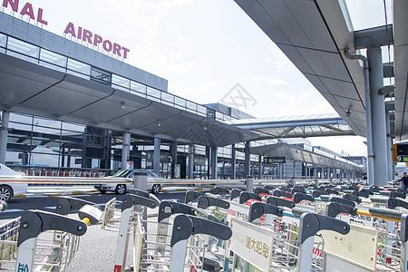 机场运输外部环境图片