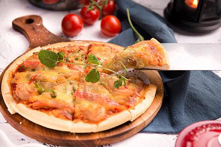 意大利披萨图片