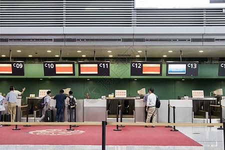 机场行李托运办理中心图片
