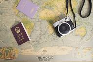 旅游必备证件图片