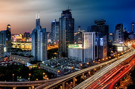 城市夜景500138830图片
