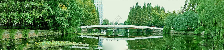 华东师范大学校园图片