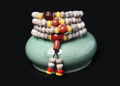 手链 项链 菩提子 念珠图片