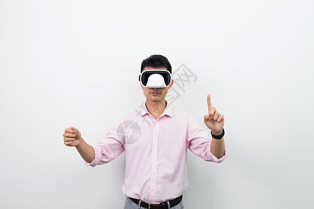 虚拟现实VR商业素材图片