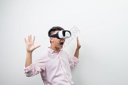 VR虚拟现实使用体验图片