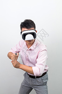 虚拟现实VR格斗动作图片