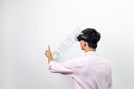 科技感VR应用素材图片