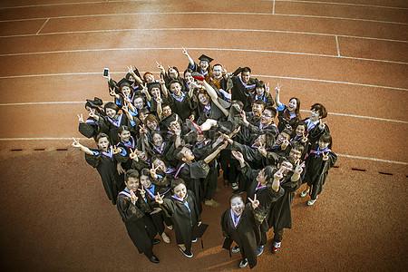 学士服 毕业照图片
