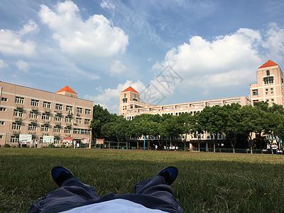 美丽校园图片