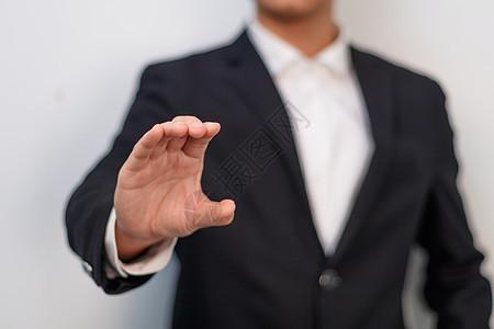 商务科技感图片合成底图图片