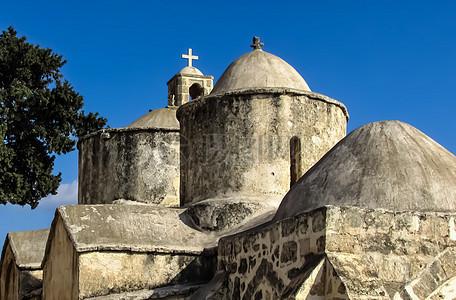 教堂圆顶建筑图片