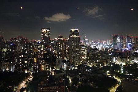 东京铁塔拍摄图片