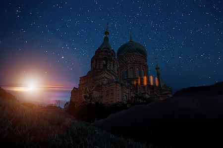 哈利波特 魔法 城堡图片