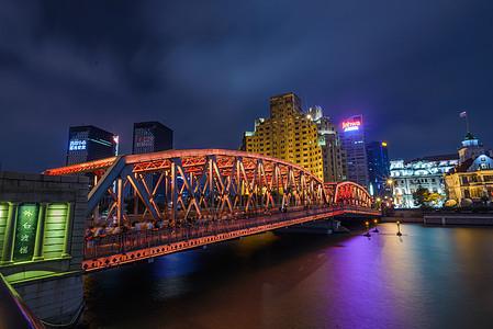 白渡桥图片