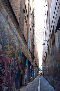 墨尔本小巷图片
