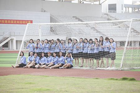 女大学生民国风毕业照图片