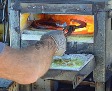 铁匠打铁工艺图片