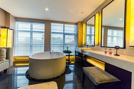 酒店房间环境细节图片
