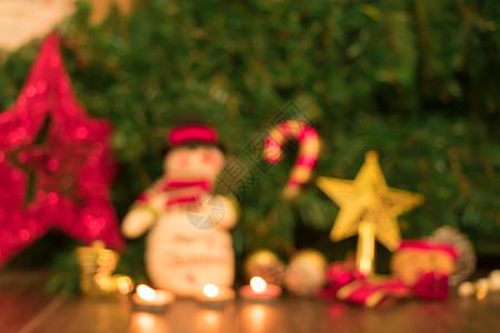 温馨圣诞喜庆背景素材图片