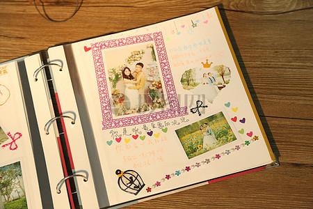 相册 复古相册 复古 礼品相册 儿童相册图片