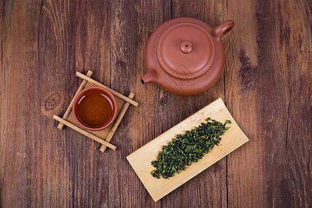 中国茶艺茶叶茶具图片