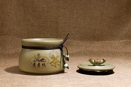 茶の静物图片