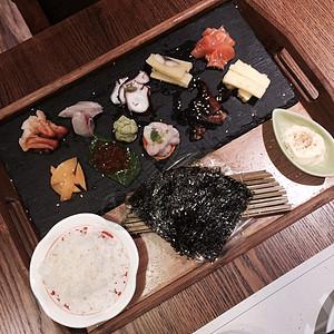 breach日常,澳门夜景,提拉米苏,日本料理,房间摆拍图片