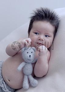 可爱的小宝贝图片