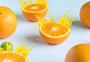 橙子和橙汁图片