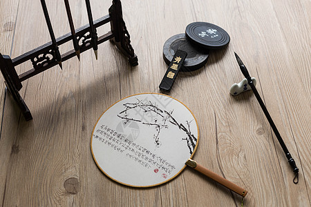 中国风笔墨纸砚图片