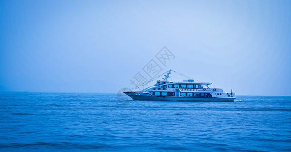 太湖客船轮船图片