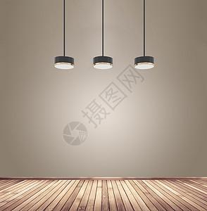 实木地板背景墙室内设计效果图图片