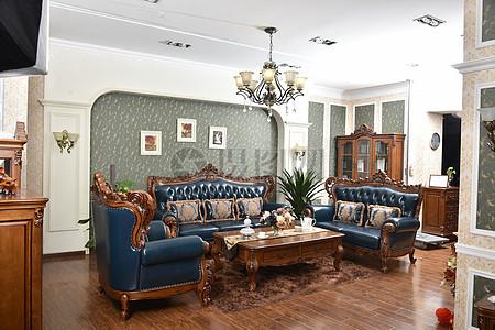欧式家具家私 茶几 客厅古典风家装图片