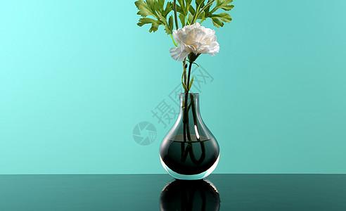 花瓶装饰图片