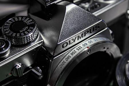 奥林巴斯om-1胶卷相机图片