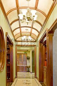 现代简约简欧式家装家居家具厨房客厅柜子吊顶吊灯走廊图片